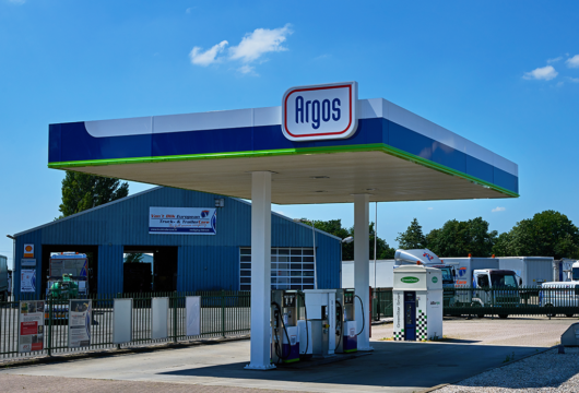 Nep Argos Facebookpagina in omloop