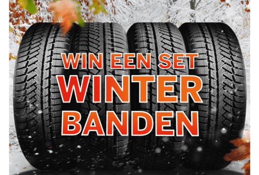 De winnaars van onze winterbanden actie zijn bekend!