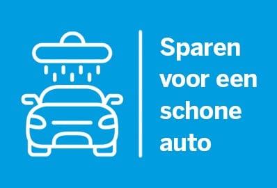 Coevorden : Sparen voor een schone auto