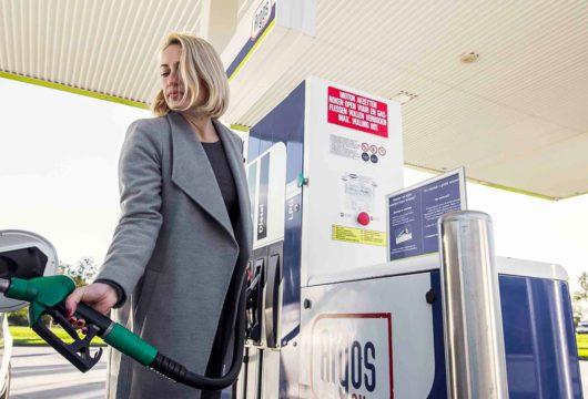 Argos introduceert nieuwe brandstof: Blauwe Diesel 30!