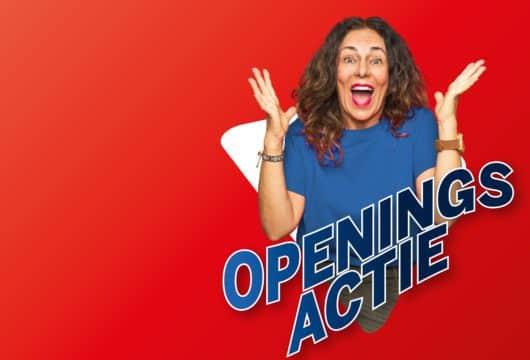 Openingsacties – Feestelijke opening Argos Santpoort Zuid