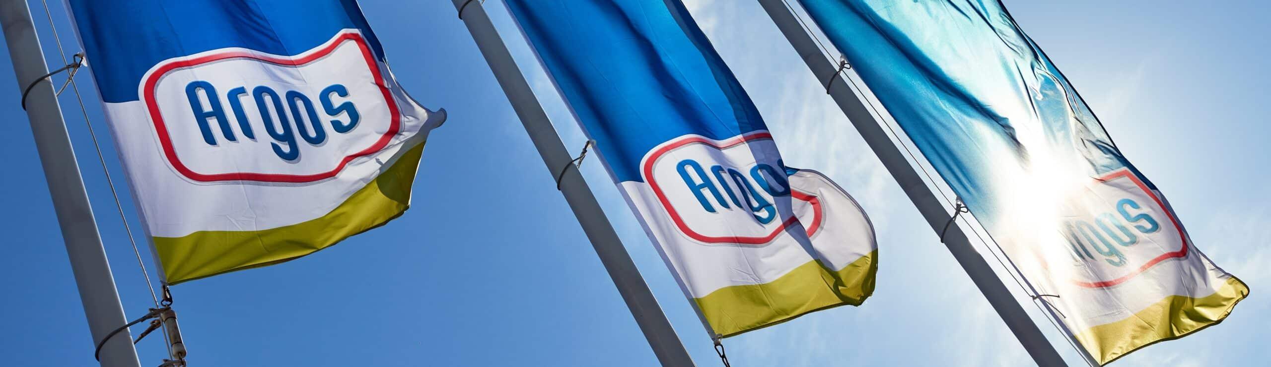 200ste locatie Argos