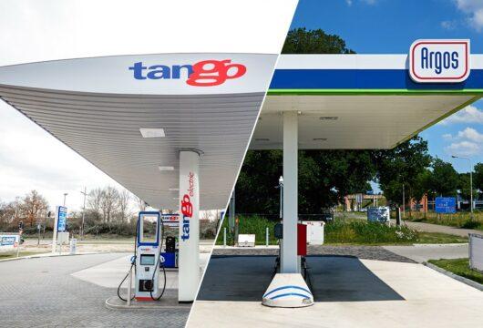Samenwerking Argos & Tango: uitbreiding van netwerk voor tankpashouders